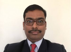 Manish Kumar Sinha is new chief of AP Intelligence
