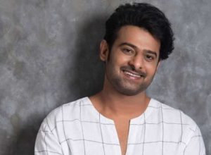 Prabhas likely choice for Sandeep Reddy Vanga's crime thriller