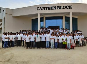 Siddipet govt medical students boycott classes to demand basic facilities in their college