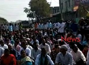 A day after 'encounter', protestors demand justice for Adilabad gang-rape victim