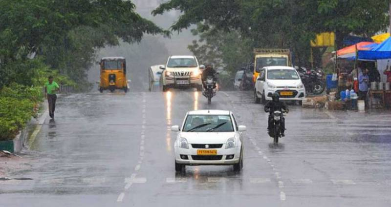 Rainfall likely to occur in few districts of Telangana on Jan