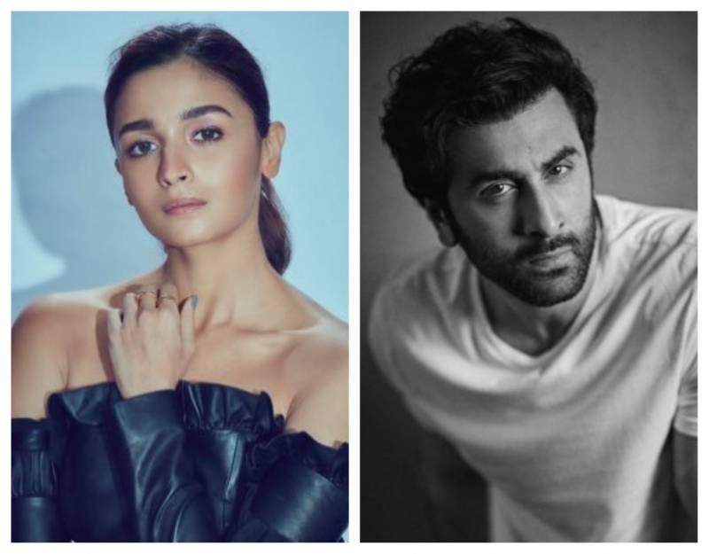 Alia Bhatt rubbishes her breakup rumors with beau Ranbir