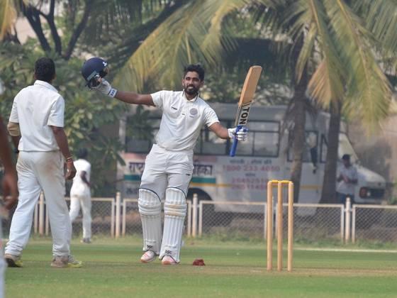 Hour of reckoning for Hyderabad batsman Sandeep