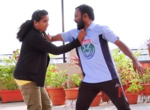 Self Defence Techniques for women by N Lakshmi