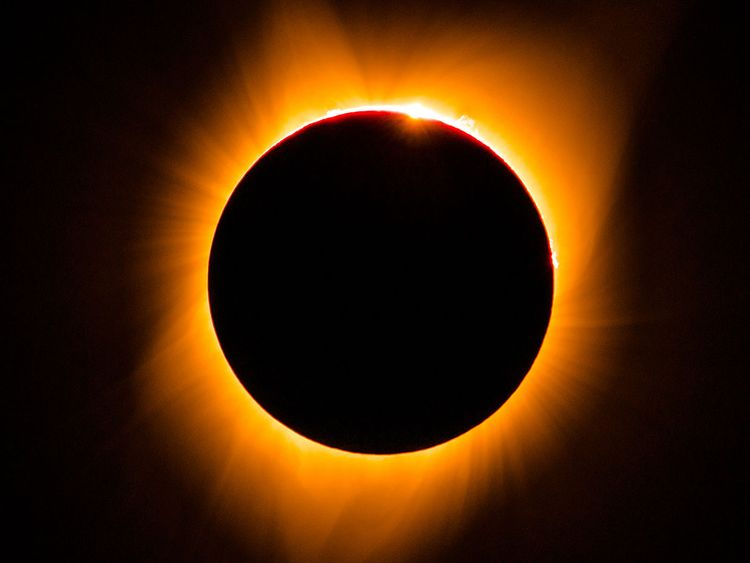 Hyderabadis can watch a spectacular annular eclipse on Thursday