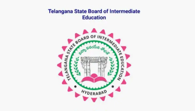 TSBIE uploaded student checklist for Intermediate Public Examination in official website