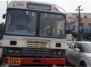 Speeding RTC bus kills student, 2 accidents in 2 days