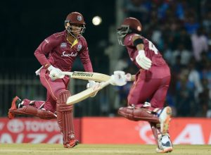 'Het and Hope' for the Windies as they beat India by 8 wickets at the Chepauk