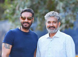 Ajay Devgn starts shooting for SS Rajamouli film 'RRR'