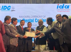 All smiles: Deccan branch of Indian Dental Associations bags 3 awards at IDC-2020