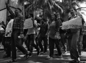 EFLU students on indefinite strike over admission, evaluation altercation