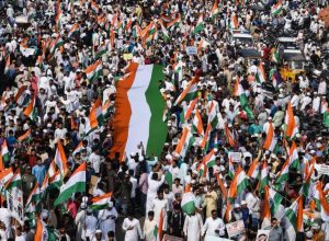 Hyderabad Tiranga March