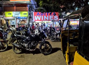 AP: Liquor outlets in non-containment zones open from May 4th