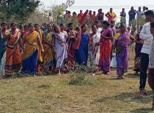 Minor girl raped and killed in Vajrapukotturu