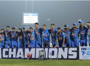 All-round effort leads India to series win against Sri Lanka by 2-0