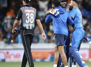 India win the super over, clinch T20 series in New Zealand for the first time