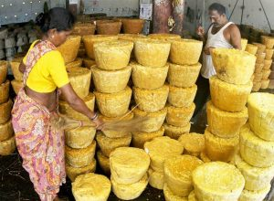 Anakapalle, the second largest jaggery market in India, witnesses decline in sales