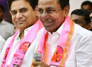 TRS the only party in India to consecutively win in all elections: KCR