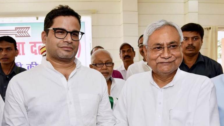 CAA fallout: Nitish Kumar, Prashant Kishor slug it out in open