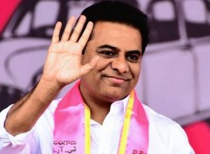 <i>Nannaku Prematho</i>…KTR proves mettle, sweeps municipal polls