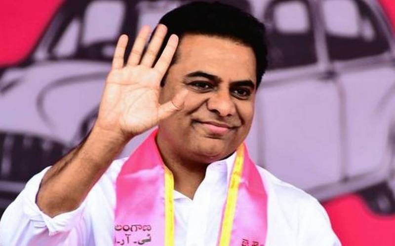 <i>Nannaku Prematho</i>…KTR proves mettle, sweeps municipal polls