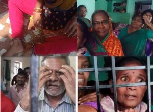 73 persons found chained at old-age home, Rachakonda police booked  caretakers