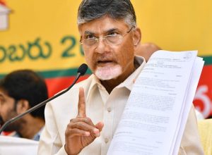 Naidu to launch bus yatra exposing Jagan's 9 month 'destruction'