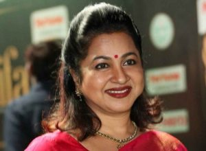Radikaa Sarathkumar: Chinmayi should be supported in her fight