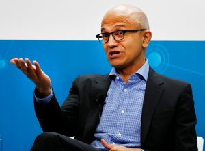 'I wish to see a Bangladeshi migrate to India and become the CEO of Infosys': Satya Nadella