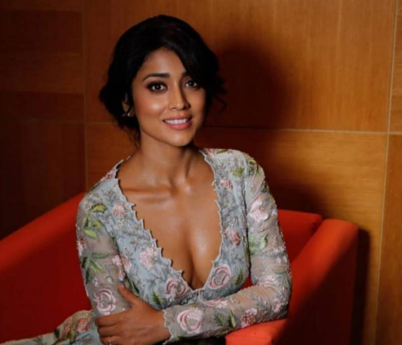 Shriya is now part of S.S Rajamouli's 'RRR' – Exclusive details here!