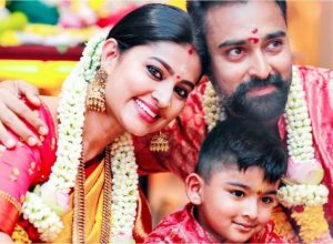 Sneha and Prasanna welcome baby-girl