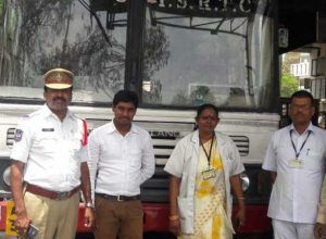 TSRTC bus pressed in for Hajipur girls after triple rape-murder, abruptly suspended