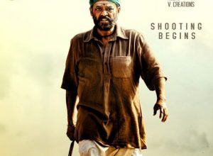 Here are the first-look posters of Telugu remake of Asuran