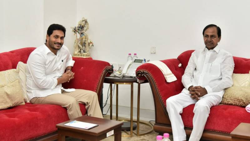 KCR, Jagan to pursue 'give and take' policy for mutual benefit of Telugu States