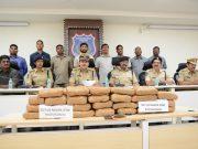 Rachakonda Police nabs three inter-state drug dealers, seize 51 kg of ganja