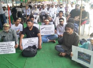 People say no to sharing information for surveys amidst CAA NRC protests