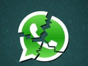 WhatsApp server goes down