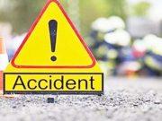 Karimnagar woman dies after speeding ambulance rams truck in Shameerpet