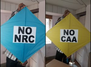 This Sankranti, anti-CAA kites will soar in Hyderabad's sky