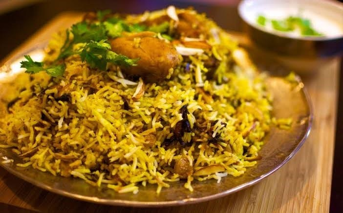 Biryani finds a place in Astronauts menu