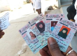 Bogus voter ID cards seized at poll booths