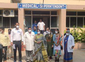 'Give us kits to detect corono virus': Telangana government to centre