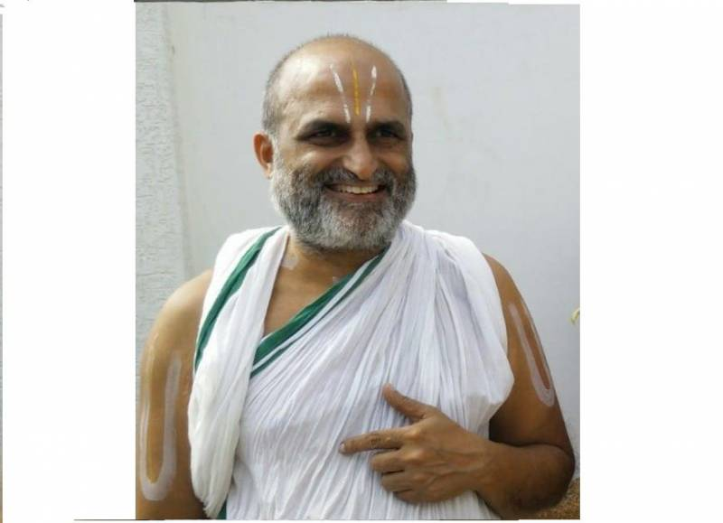 'Give my god citizenship': Chilkur temple chief priest