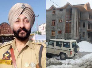 Arrested DSP Davender Singh, killed my teenage son Aijaz ; veterinarian Shafi Bazaz