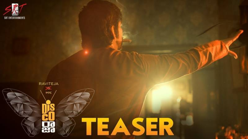 Disco Raja Teaser: Everything that defines Ravi Teja