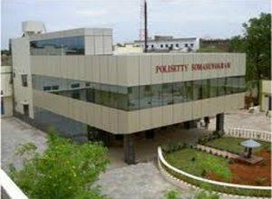 Income tax searches against Polisetty Somasundaram group