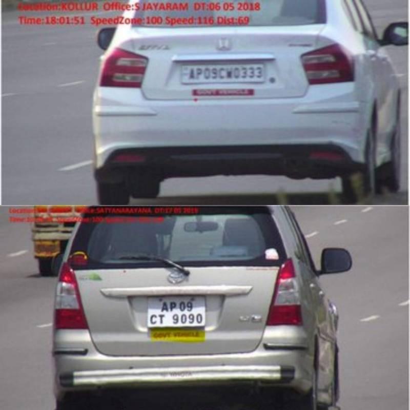 Govt vehicles default on fine payment; traffic authorities unconcerned