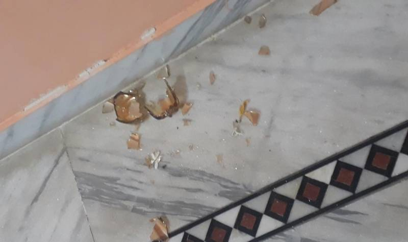 Hyderabad earthquake