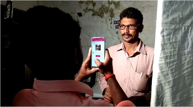 Face recognition app used at Kompally poll booth