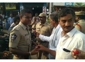 Amaravati farmers booked for protesting against three-capital formula